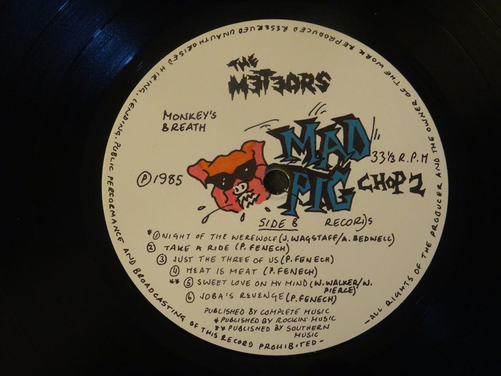 Meteors Monkeys Breath