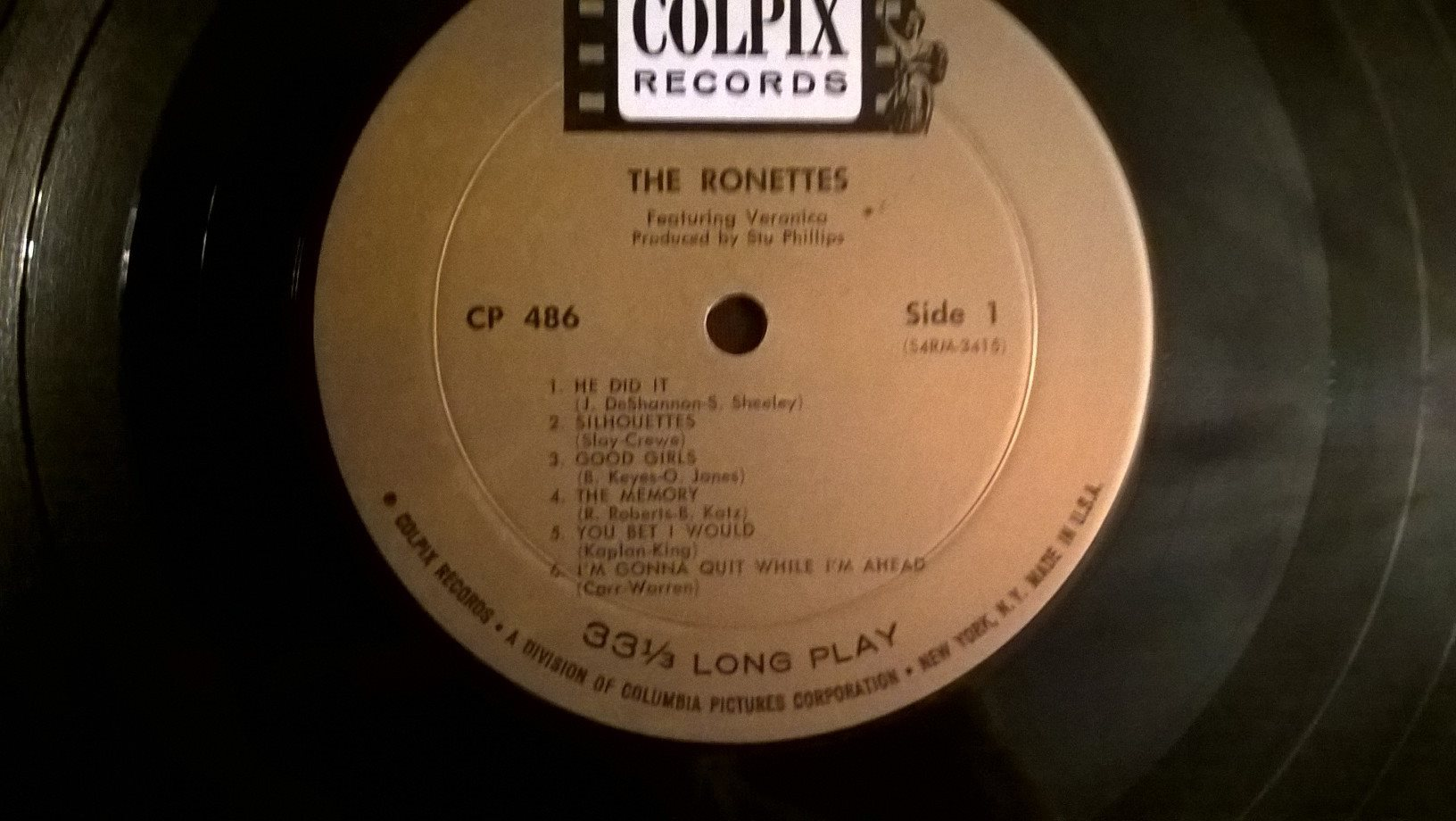 The Ronettes The Colpix Years 1961 1963