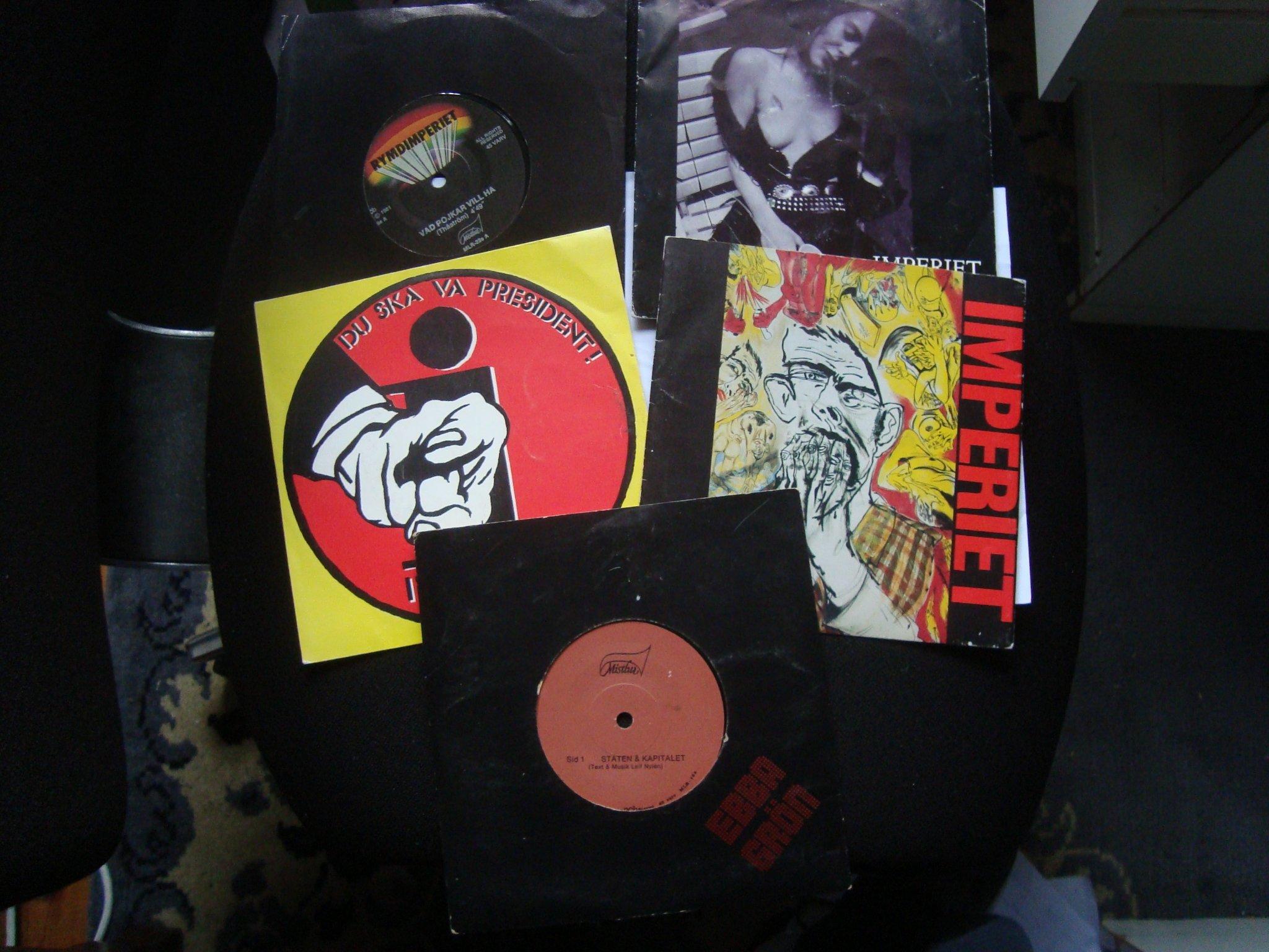 Kickar : singlar 1981-1987